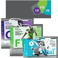 F.I.T. producten die u op weg helpen naar een gezonde levenstijl